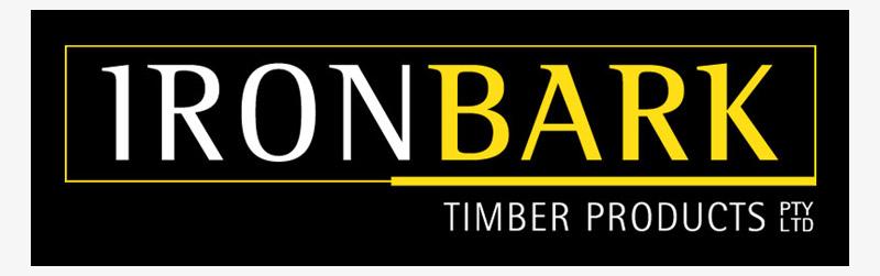 Iron bark timbers logo