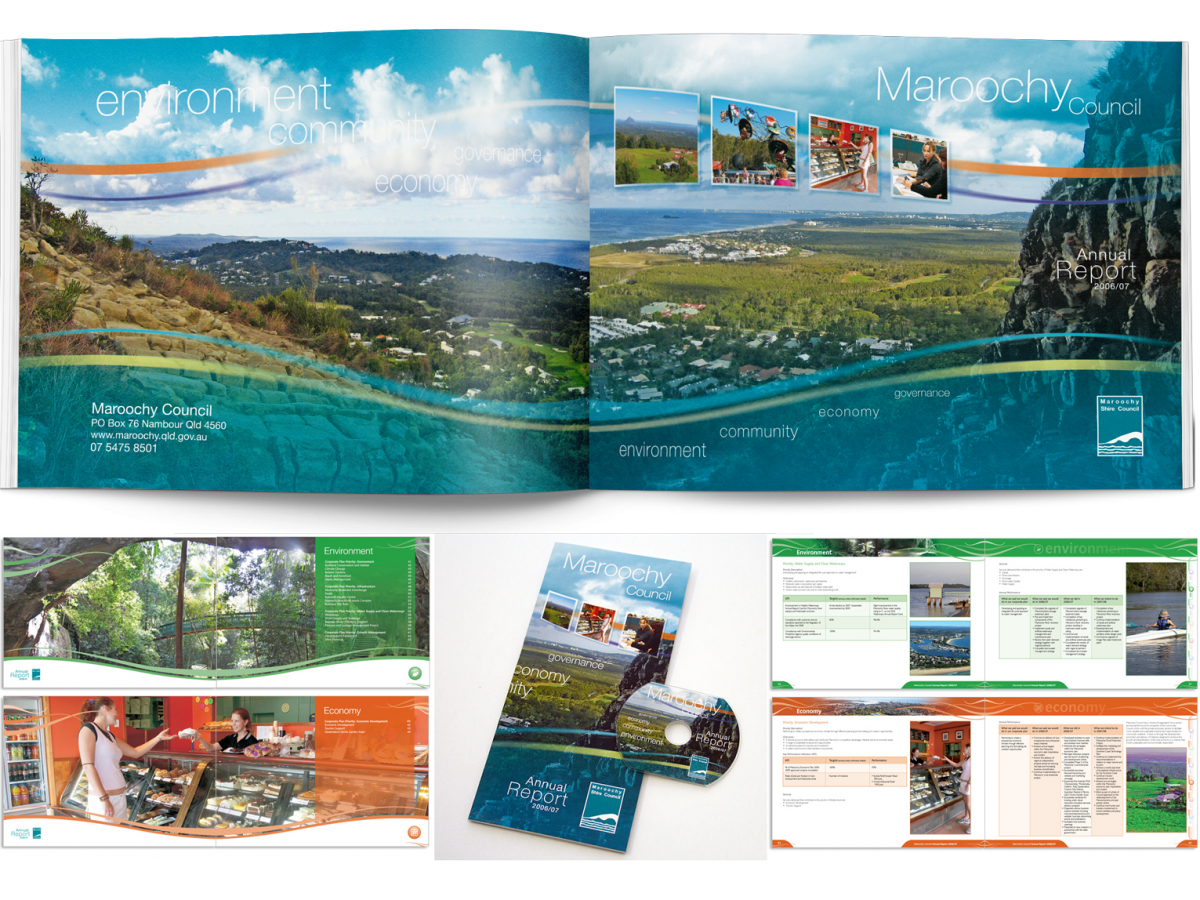 Maroochy Shire Council Annual Report